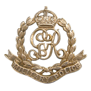 Cap Badge of the Corps of Military Police (King George V)