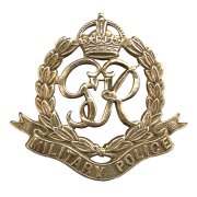 Cap Badge of the Corps of Military Police (King George VI)