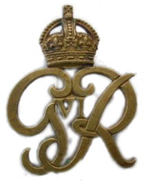 Cap Badge of the Military Police Service Corps (King George V)