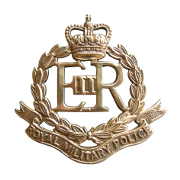 Cap Badge of the Royal Military Police (Queen Elizabeth II)